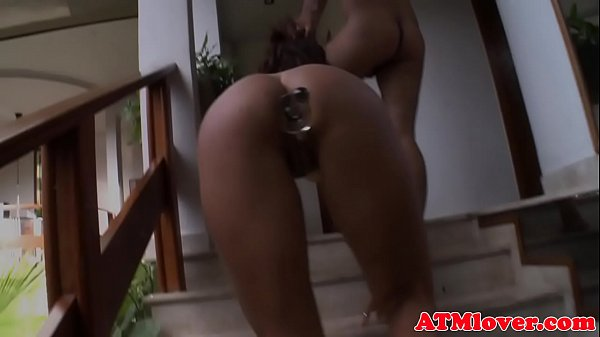 Tease, Anal toy, Anal gape