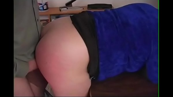 Bbw ass, Red ass, Punished