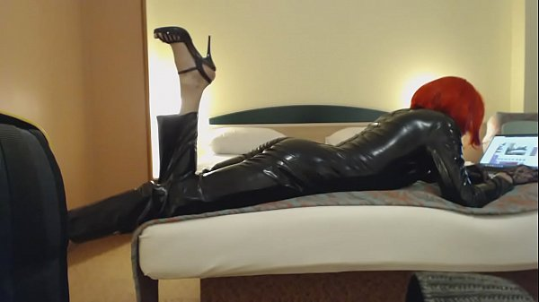 Latex, Crossdresser, Crossdressed