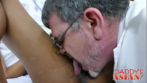 Asian, Asian anal, Inspection, Inspect, Asian daddy, Anal asian