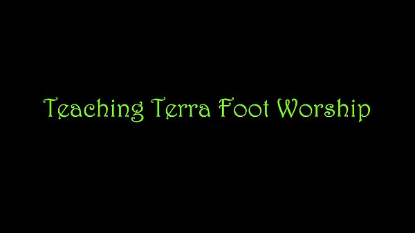Foot worship, Teach, Teaching