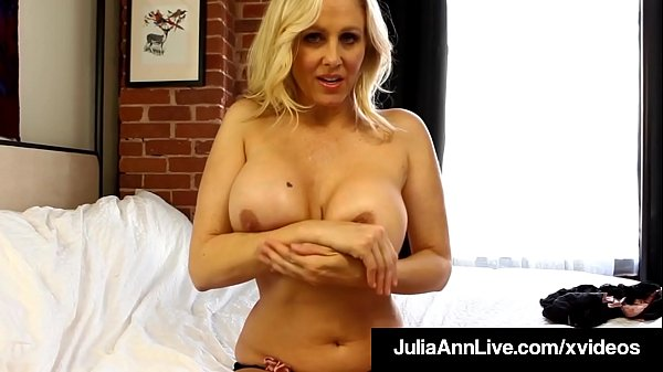 Julia ann, Anne, Julia, Boy, Milf boy