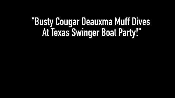 Boat, Cougar, Swingers party