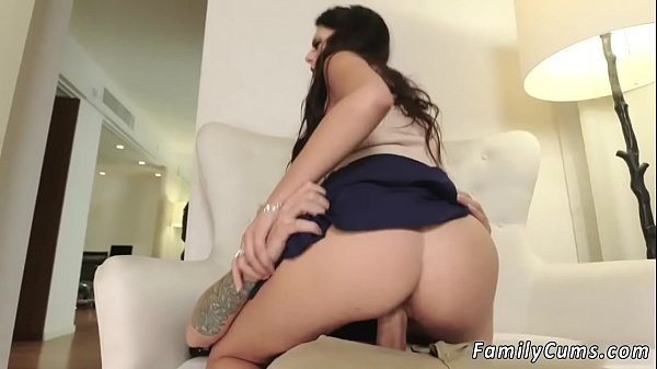 Caring, Red, Anal daughter