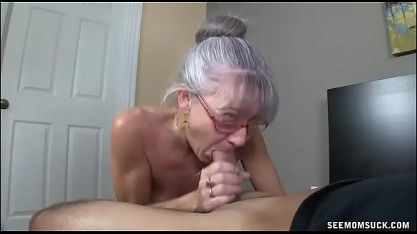 Mom cock, Young mom