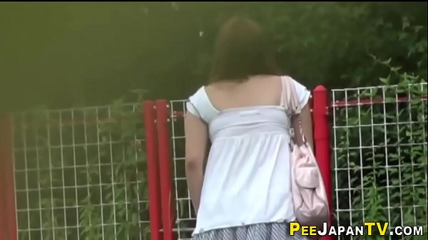 Pee, Teen asian, Asian pee