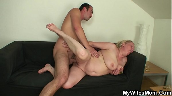 Granny fucked, Grannys fucked, Law, Grannies, Son fuck, Busty wife