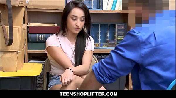 Shoplifter teen, Shoplifter, Teen shoplifter, Latina teen