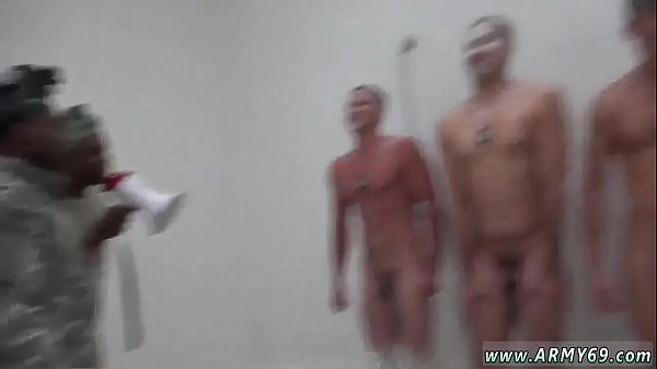 Soldier, Gay shower