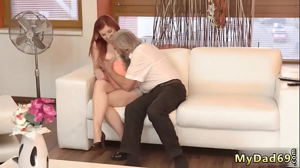 Teasing, Old couple
