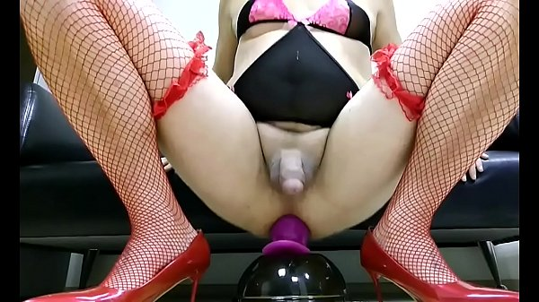 Dildo ride, Purple