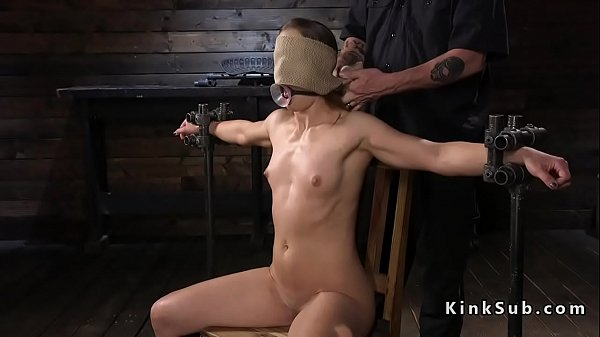 Blindfolded, Gagging, Gag