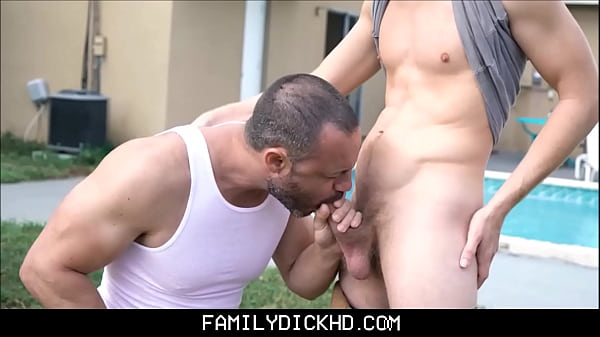Stepdad, Son fuck