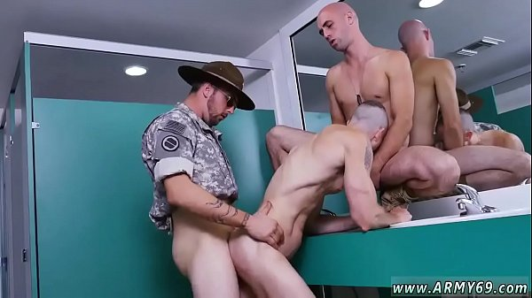 First anal, Anal porn, Time, Military, Military gay