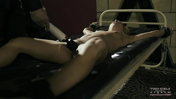 Forced, Force, Tie, Girl orgasm, Force girl