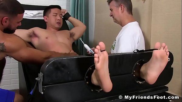 Tickling, Tickle feet, Tickle, Asian feet