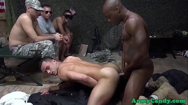 Soldier, Black orgy