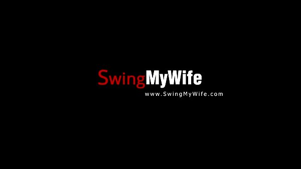 Swinger, Blonde wife, Swinger wife, Swingers wife