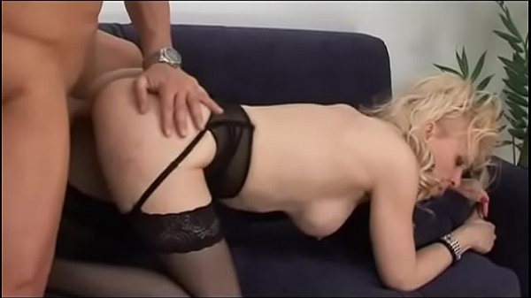 Blonde mature, Younger, Mature pleasure