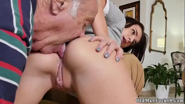 Woods, Teen creampie, Old creampie