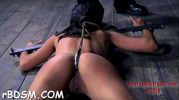 Vibrator, Tied up