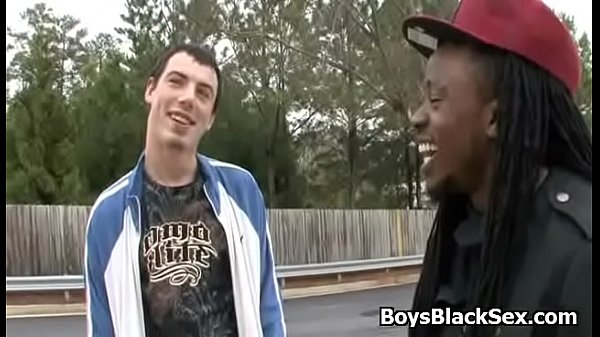 Big teen, Big black cock