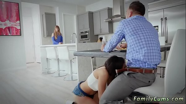 First time, Family sex, Sex family, Breakfast